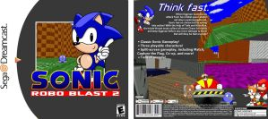 Sonic Robo-Blast 2: Dreamcast by anotherblazehedgehog