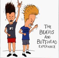Beavis and Butt-head by Kaua1