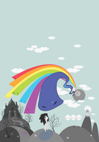 meet the Rainbows by drwarumono