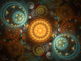 AWESOMELY BOLD FRACTAL WP by a2j3