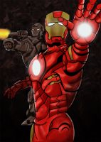 IronMan v2 by dcproductions25