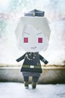 Prussia Papercraft by mickeypop