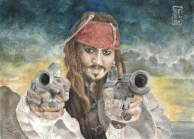 Jack Sparrow! by Shinigami-uta