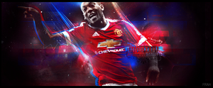Antony Martial signature by fraH2014