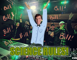 science rules by CarcinogenCali