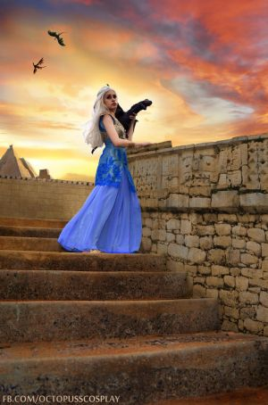 Sunset in Meereen by Teodorak