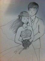 Vic and Michele's wedding by Marceline0098