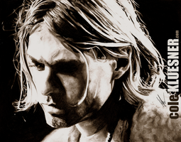 Kurt Cobain by Flashback33