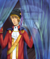 APH: HETALIA: Pirate England by AveThree