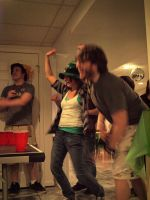 Beer Pong Victory by Scipio164