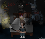 FNAF 4 .::Was it me?::. by Peppermint-Pocky