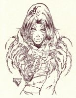 Witchblade - Image Comics by bmbtheartman