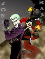 joker harley by lroyburch
