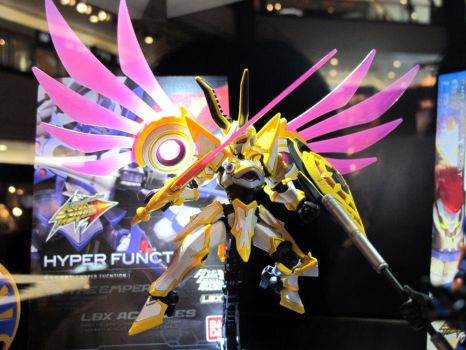 [LBX EXPO 2013 in Hong Kong] Hyper Funtion Lucifer by summail