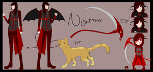 .:Nightmare reference:. by xFairfarrenx