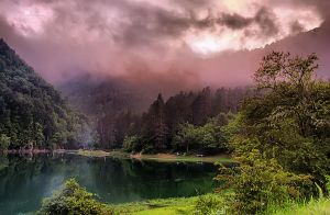 The Lake by kokdemir
