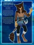 -Bloodlines Ref- Fur'anuge by RizyuKaizen