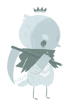 tinyghostchig by Chigle