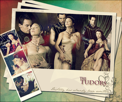 The Tudors by bleedgraphics