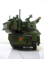 Self-Propelled Artillery 2.6 by SOS101