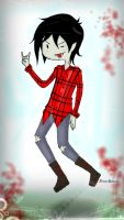 Marshall Lee by nightmare43yume