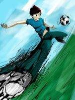 kick baLL by ayattousai