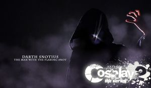Evil Lord Darth Snotius by cosplayts