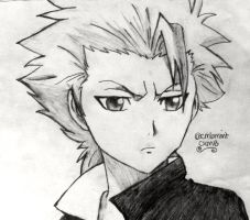 Toshiro by cmbmint