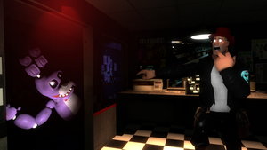 TheInvertedShadow plays Five Nights at Freddys by TheNeonInferno