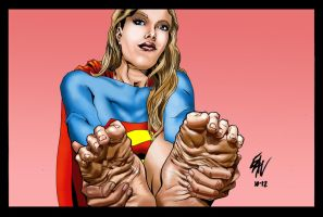Super Tootsies by ericalannelson