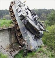 Tank accident by lucariofan666