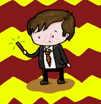 Remus Lupin by GoldenPhoenix75