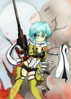 Sinon (2016) by Vmtp52