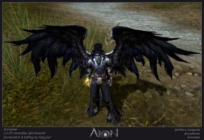 Gothic Fantasy - AION by Neyjour