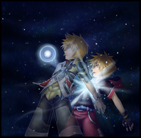 KH:Who is. . .? by AealZX