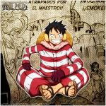Luffy by DEIVISCC