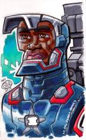 Iron Patriot by Chad73