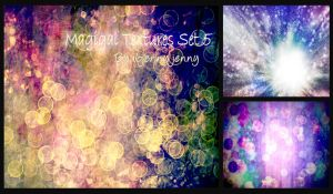 Magical Textures 5 by ibjennyjenny