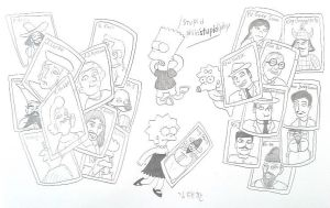 Gallery of Famous by komi114
