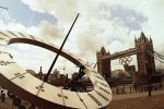 What time is it at the Tower Bridge? by KanonChou