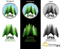 SPHA logo concepts by fireproofgfx