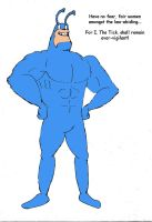 HeartThrobs: The Tick by Trey-Vore