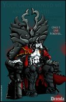 Drac Throne Blood by whittingtonrhett