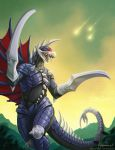 Gigan by FlyQueen