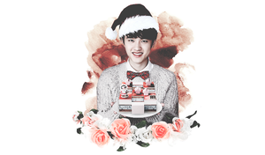 Christmas Banner Yeux de demon by LittleMirr