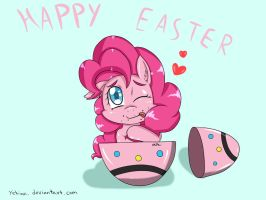 Happy Easter by yichiau