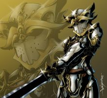 Secret Santa 2013: Dragoon Royal Guard Armor by DexWex