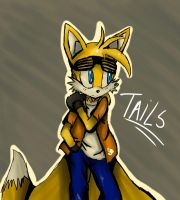 Tails Gear by ss2sonic