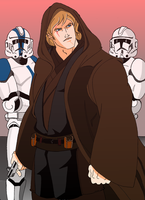 Star wars clone wars missions: Anakin skywalker by dmtr1981