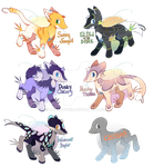 [OPEN] Heart Lure Batch 2 by Dracobby